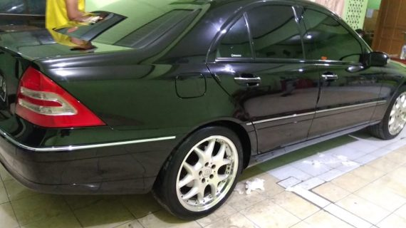 Nano Ceramic Coating Medan