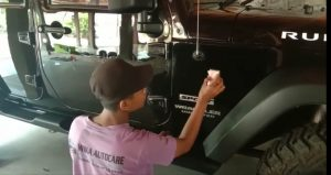 Jual Nano Ceramic Coating Kuningan