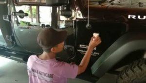 Obat Nano Ceramic Coating Padang