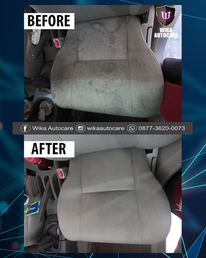 Jok Mobil Cleaning
