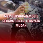 MEMBERSIHKAN MOBIL , TERNYATA MUDAH