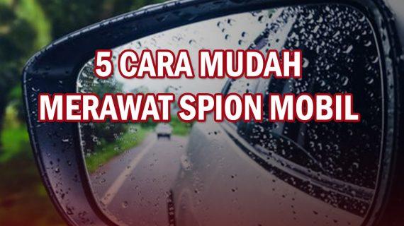 5 CARA MERAWAT SPION MOBIL