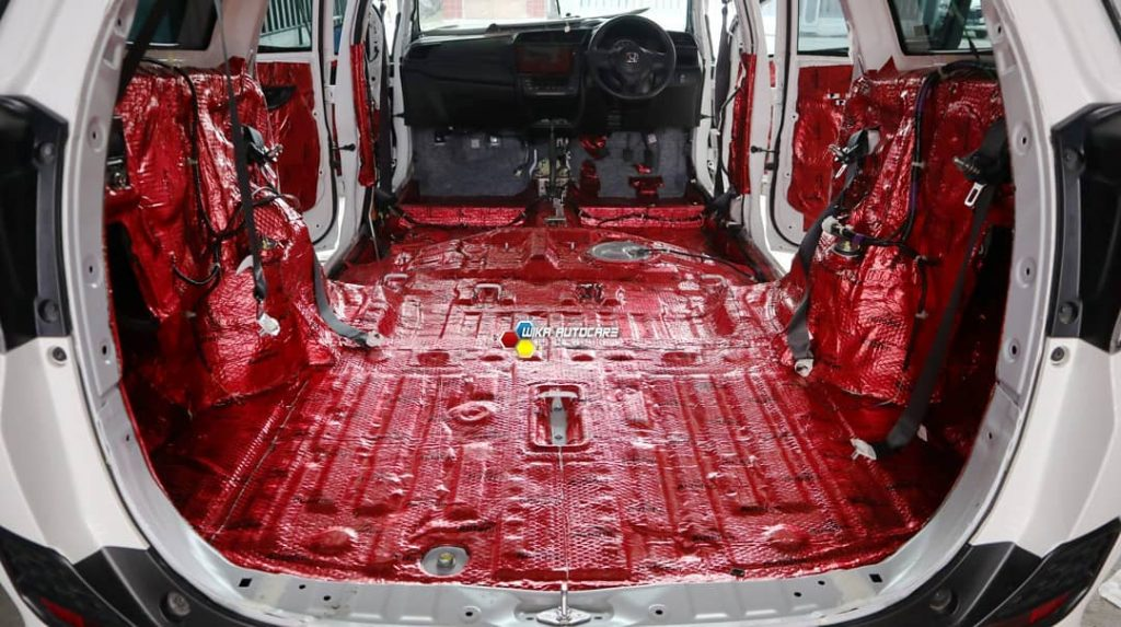 Pemasangan Peredam Autofun